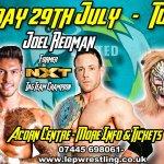 Wrestling Torquay - ITV Love Island Star Adam Maxted & WWE Star