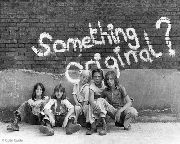 'Graffiti Boys - 1976'