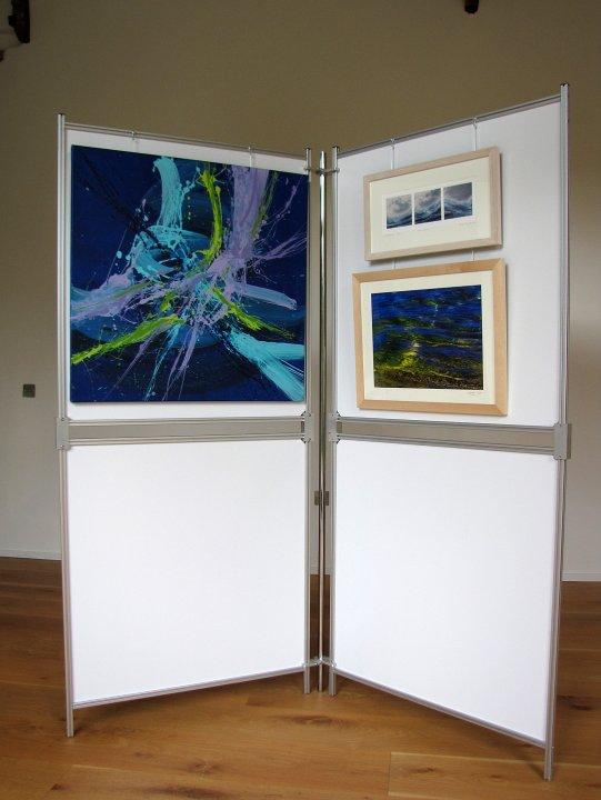 Portable Exhibition Stands In : Creative torbay directory devon art stands portable art and