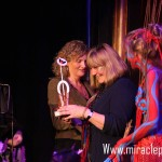 The Winner Liz Lockyear -