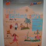 A poster I designed for Whaletone Opera