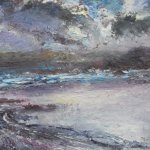 Abating Storm, Hope Cove
