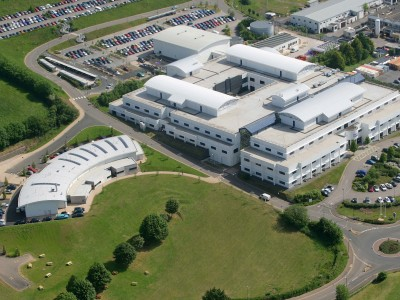 Aerial View of South Devon College