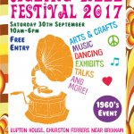 Ageing Well Festival 2017 poster