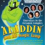 Aladdin at Trevelgue holiday park