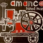 AMANCO stationary engine