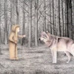 Amelia and the Wolf