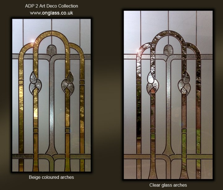 Creative torbay main navigation media images on for Art glass windows and doors