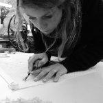 Artist Kate Marshall