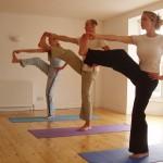 Ashtanga Yoga in the Tapas Yoga Room