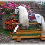 Ayres Style Horse after Restoration