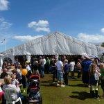 Babbacombe Festival Marquee