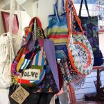 bags from unwanted textiles and plastics