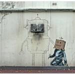 Banksy in the Bay