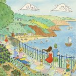 'Bay View', Babbacombe by Laura Wall