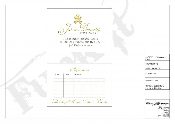 Creative torbay main navigation media images funk it design beauty business card layout reheart Gallery