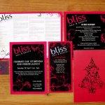 Bliss Hair and Beauty Salon Branding