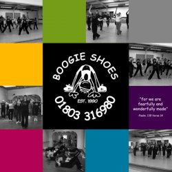 Boogie shoes Funky Fitness Club Street dance and Fitness