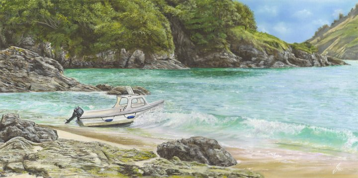 BRAND NEW : Beached on Sunny Cove