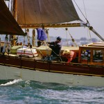 PR.Brixham Heritage Boat Race