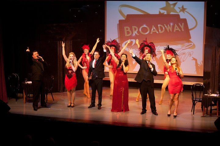 Broadway Hit Show returns to The Palace Theatre.