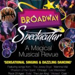 Broadway spectacular show
