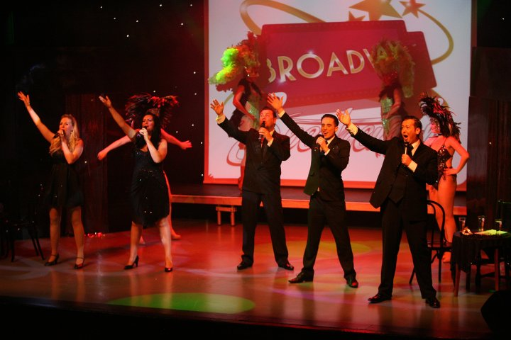 Broadway Spectacular Show, Sunday 30th August 7.30pm