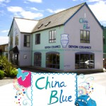 China Blue / Totnes
