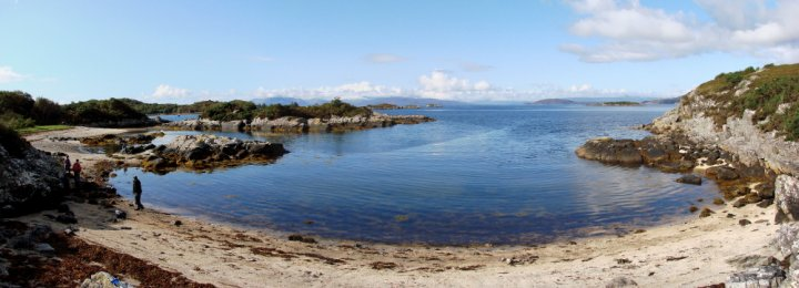 Coral Beach, near Plockton