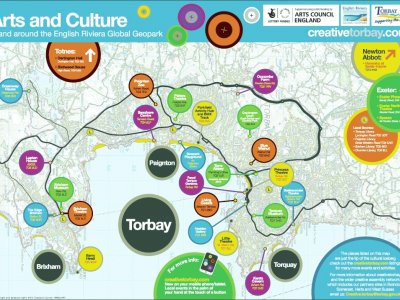 Creativetorbay Desktop Map