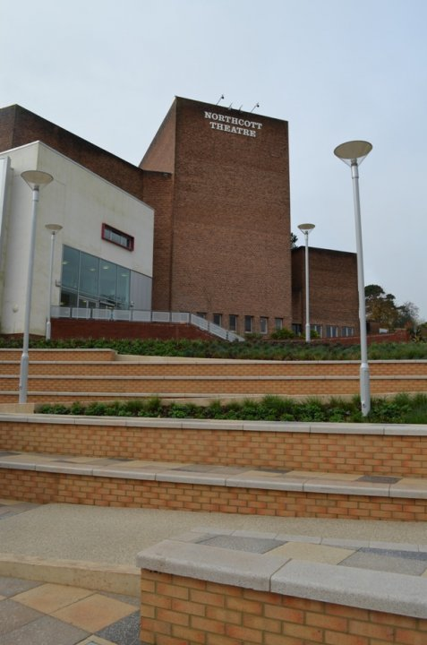 Exeter Northcott from The Forum