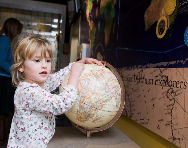 Torquay Museum Explorers Galleries