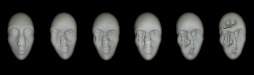Face movement