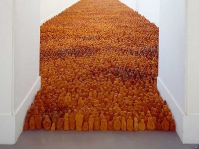 Field for the British Isles - Antony Gormley