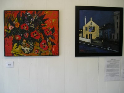 First Wave Exhibition TAAG Community Centre Teignmouth