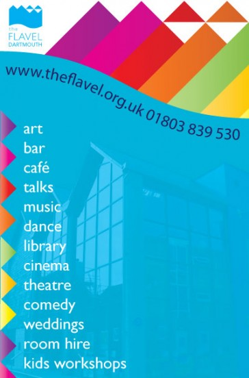 Flavel Arts Centre what we do