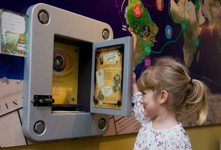 Torquay Museum Fun for Kids
