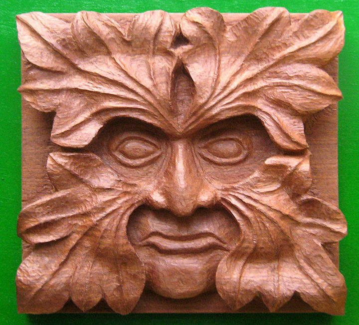 Gloucester Green Man