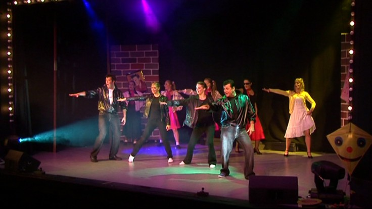 Grease Lightning from Summer Show