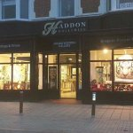 Haddon Galleries and Haddon Fine Art premises