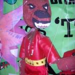 Half term Puppet making workshop / The Wolf