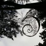 Hanging Spiral I