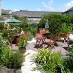 Harbour House Cafe Garden