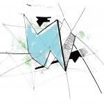 Hotel Design Concept Sketches