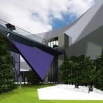 Interior Garden Visual,  Hotel Design
