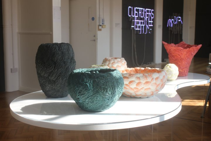 Jerwood Makers Open 2014