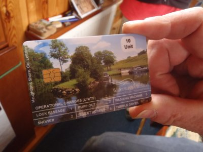 Jetty card, Derryvore jetty