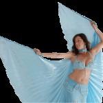 Katerina - professional belly dancer and dance teacher