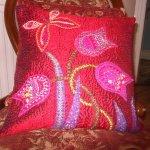 katy's cushion