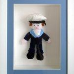 Knitted Handmade Sailor